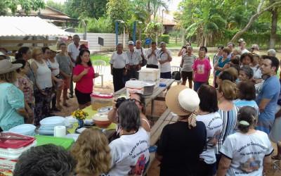 Três Lagoas e Inocência promovem encontro em alusão ao Dia do Idoso