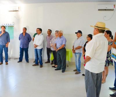Prefeitura de Bataguassu inaugura reforma e ampliação de Centro Comunitário