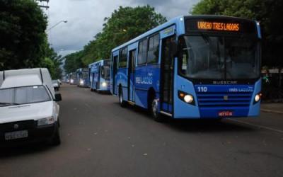 Prefeitura de Três Lagoas disponibiliza ônibus gratuitos para população prestigiar Réveillon 2019