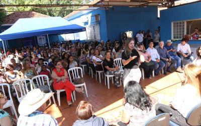 Evento foi promovido pela Prefeitura de Três Lagoas, por meio da Secretaria Municipal de Assistência Social, em homenagem às mulheres