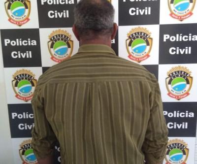 Homem é preso com CNH falsa em Santa Rita do Pardo