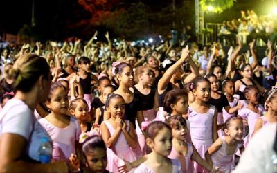 Desfile Cívico-Militar do Aniversário de Três Lagoas reúne aproximadamente 15 mil pessoas