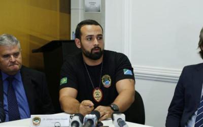 Mensagens no celular entregaram delegado preso por sumiço de cocaína na Polícia Civil