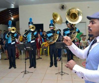 Banda Marcial apoiada pela Suzano é modelo de transformação dos jovens de Selvíria (MS)