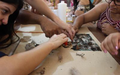 Com apoio da Suzano, educadores de Brasilândia (MS) e região participaram de projeto sobre linguagem criativa