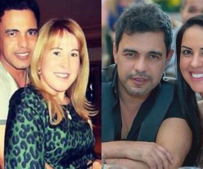 "Zezé Di Camargo e Zilu tem segredo bombástico exposto na briga por bens: ""Coagida e enganada"""