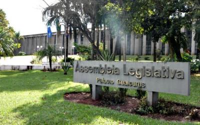 1º vice-presidente da ALMS pede um médico legista para Aparecida do Taboado