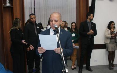 Coronel David apresenta projeto que declara utilidade pública entidade social de Ponta Porã