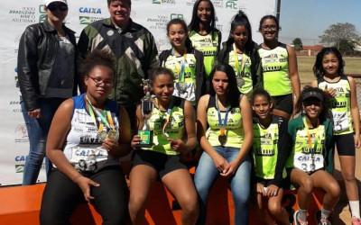 Três Lagoas vence Campeonato Estadual de Atletismo e jovem ocupa a 4ª posição no ranking Nacional