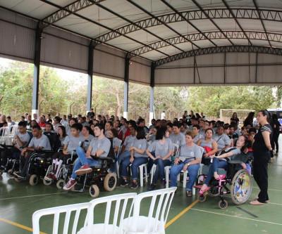 APAE Três Lagoas comemora 44 anos com missa de ação de graças