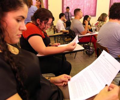 Candidatos e candidatas a Conselheiro Tutelar participam de Audiência Pública de auto apresentação à sociedade