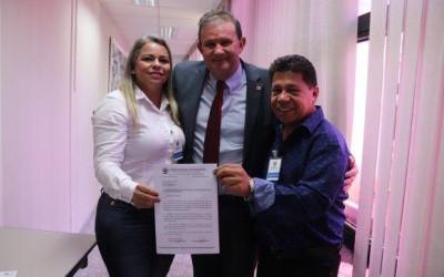 Vereadores solicitam emendas de Eduardo Rocha para espaço de trabalhos da mulher