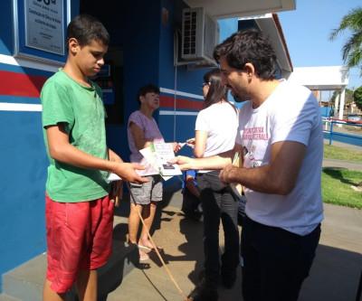 Equipe do Castramóvel está se deslocando para o Distrito de Garcias onde ficará por dois dias