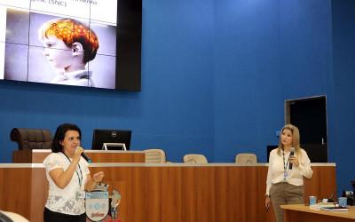 SEMEC realiza palestra sobre transtornos de aprendizagem