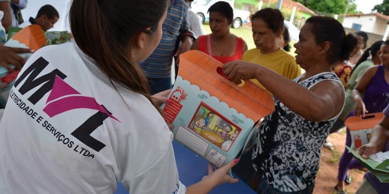 Elektro inicia obra de alimentador emtrês Lagoas