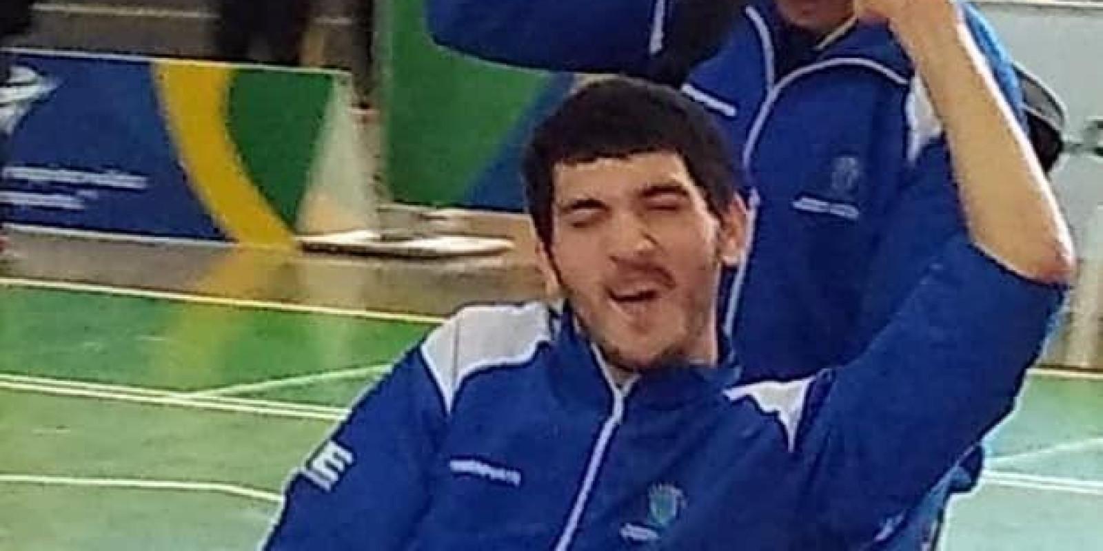 Atleta da APAE de Três Lagoas é convocado para Seleção Brasileira de Bocha Paralímpica