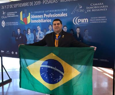 Congresso na Argentina discute sobre Mercado Imobiliário Internacional e a Regulamentação do registro de corretores imobiliários na América Latina