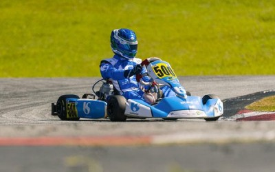 Dante Fibra disputa maior Copa Brasil de Kart da história neste fim de semana