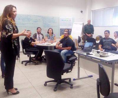 Escola do Sesi Três Lagoas inicia treinamento para implantação do Novo Ensino Médio