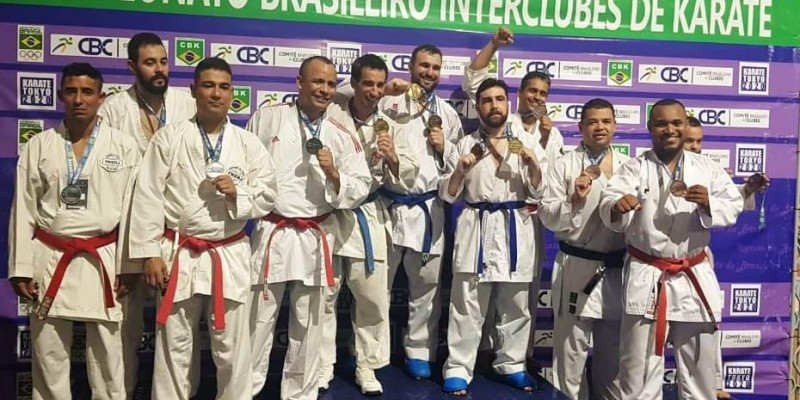 Policial Militar garante medalha de Bronze na final de Campeonato Brasileiro de Karatê