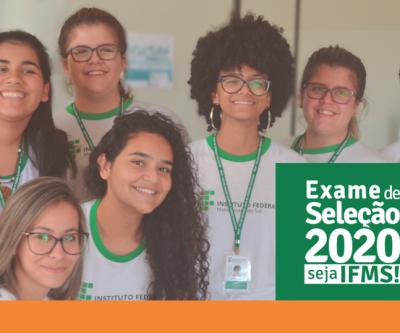 IFMS registra mais de 4 mil candidatos para Exame de Seleção