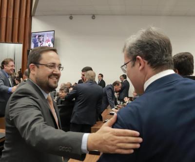 Atuação do Deputado Marcio Fernandes é destaque em 2019