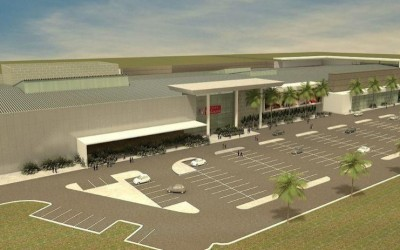 Shopping Três Lagoas será entregue no próximo dia 13 realizando o sonho da população local e cidades adjacentes