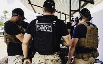 Coronel David cobra nomeação de mais de 200 policiais penais para reforçar segurança no Estado
