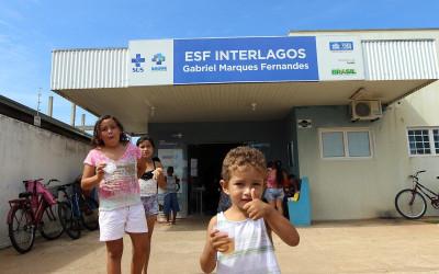 Saúde das crianças tem atenção especial da equipe da ESF Interlagos