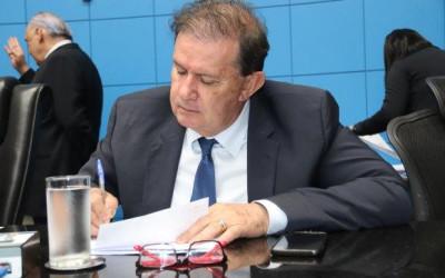 Eduardo Rocha solicita recomposição da equipe e reforma das instalações do IML de Três Lagoas