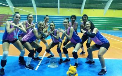 Pelo segundo ano consecutivo, Três Lagoas é campeã da Liga LIVEA de voleibol