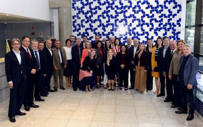 Presidente do Sinvesul participa no DF do Intercâmbio de Lideranças das Indústrias Têxtil e do Vestuário