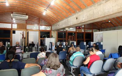 TRIBUTAÇÃO - Setor também atenderá aos sábados o público interessado no REFIS e isenção do IPTU para 2020