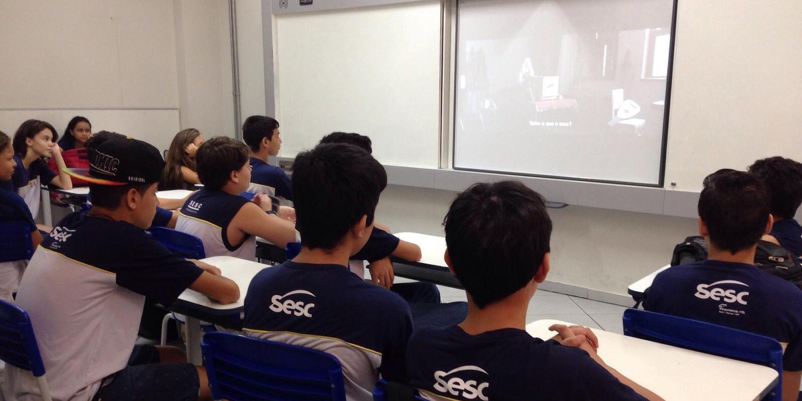 Sesc Três Lagoas prepara alunos para os desafios do século XXI com Educação Socioemocional