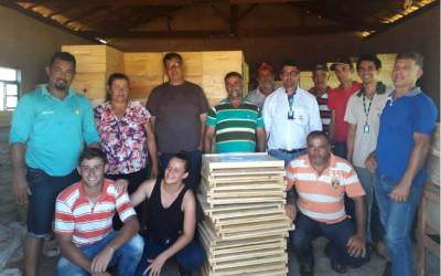Com apoio da Suzano, apicultores iniciam produção de mel em Santa Rita do Pardo (MS)