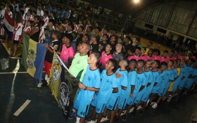 Equipes de Três Lagoas disputam 1ª Copa Sul Americana de Futebol Infantil no Paraná