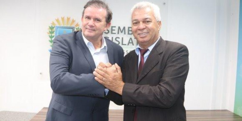 Deputado Eduardo Rocha é o líder do bloco parlamentar, G-8, na Assembleia Legislativa