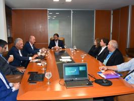 Fiems e Apex Brasil iniciam aproximação para atrair mais investimentos ao Estado