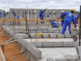 50 mil trabalhadores da construção civil entram em férias coletivas em MS
