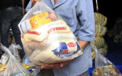 Prefeitura deTrês Lagoas entregará 2.500 cestas de alimentos às famílias de baixa renda
