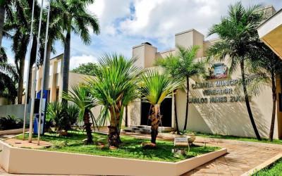 Câmara Municipal de Três Lagoas suspende suas atividades
