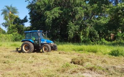 FOCO NA DENGUE – Fiscalização de terrenos sujos segue trabalhando em Três Lagoas