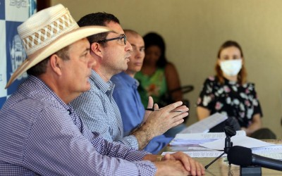 Prefeito de Três Lagoas e Comitê de Enfretamento ao COVID-19 flexibilizam decreto, mas comércio permanecerá fechado