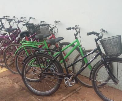 Polícia procura por donos de bicicletas que foram furtadas em Três Lagoas