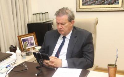 Deputado Eduardo Rocha defende trabalho do governo e prefeitos de MS no combate ao Coronavírus