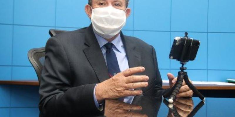 Deputado Eduardo Rocha destina emenda para Coronel Sapucaia, R$ 170 mil