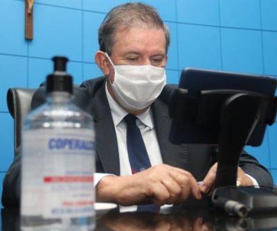Vice-presidente da ALEMS, Eduardo Rocha, parabeniza Defensores Públicos nesta terça