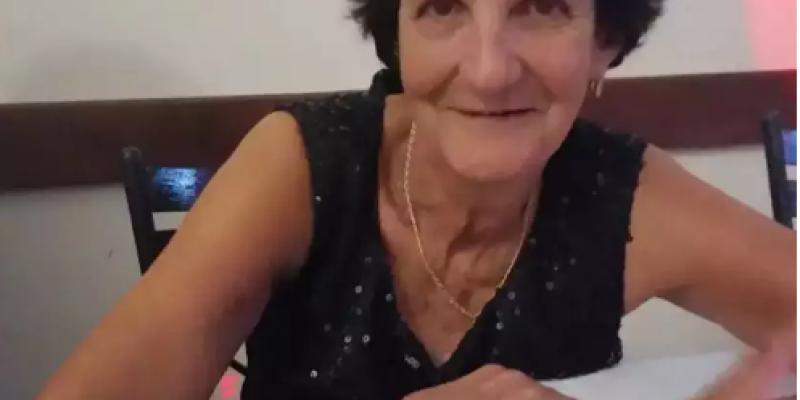 Vítima da covid-19, Maria Benetti passou os últimos dias sob os cuidados da neta