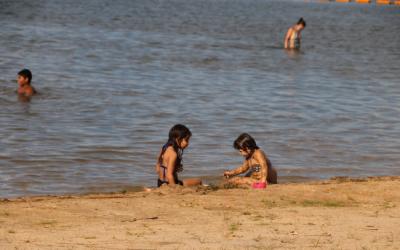 Balneário de Três Lagoas funcionará normalmente no Natal e Ano Novo