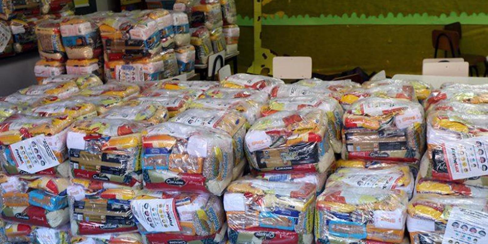SEMEC de Três Lagoas informa que está aberto o cadastro do Kit Alimentação para os estudantes da Rede Municipal de Ensino